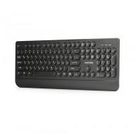 Клавиатура SmartBuy 228 USB черная (SBK-228-K)