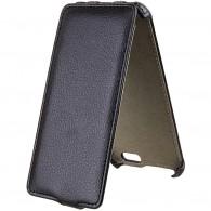 Чехол-книжка кожзам для iPhone 6 черный