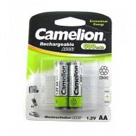 Аккумулятор Camelion R6 600 Ni-Cd BL 2/24