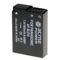 Аккумулятор в/к. Acme Power BLD10 (900mAh 7,4v) Li-ion для Panasonic