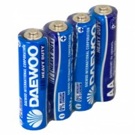 Батарейка Daewoo R03 sh 4/40/960
