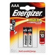 Батарейка Energizer LR03 BL 2/24