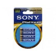 Батарейка Sony LR03 Рlatinum BL 4/48/192