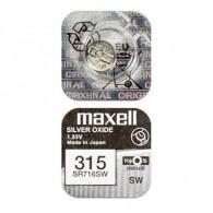 Батарейка Maxell SR 716 SW (315) BL 1/10