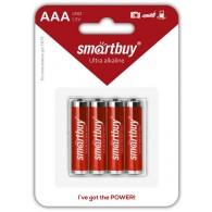 Батарейка SmartBuy LR03 BL 4\48\480