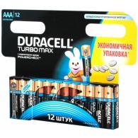 Батарейка Duracell LR03 TURBO BL 12/144