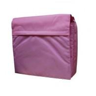 Сумка для ноутбука Vintage 14'' (34х31) розовая, жесткое дно