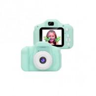 Детская фотокамера бирюза