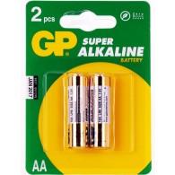 Батарейка GP LR6 Super Alkaline BL 2/20/160