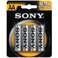Батарейка Sony R6 ULTRA BL 4/48/240
