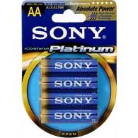 Батарейка Sony LR6 Рlatinum BL 4/48/192