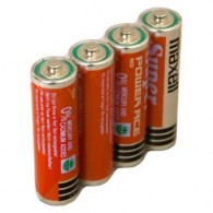 Батарейка Maxell R6 Super sh4\40