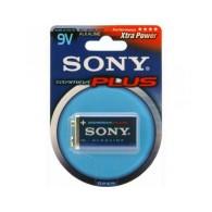 Батарейка Sony 6LR61 Stamina Plus BL 1/18