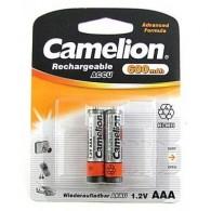 Аккумулятор Camelion R03 600 Ni-Mh BL 2