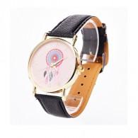 """Часы наручные женские браслет кож.зам. """"Ловец снов"""" (115437, 115433, 115435, 115"""