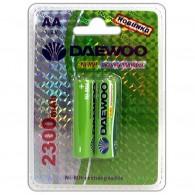 Аккумулятор Daewoo R6 2300 Ni-Mh BL 2/20