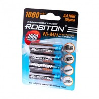 Аккумулятор Robiton R6 1000 BL4