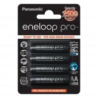 Аккумулятор Panasonic Eneloop Pro R6 2500 Ni-Mh BL 4 предзаряженный