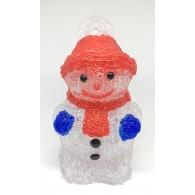 Снеговик с подсветкой (3*R06)
