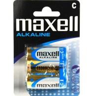 Батарейка Maxell LR14 Alkaline BL 2/24/120