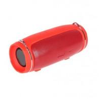 Мини-колонка CH Mini 4+ (Bluetooth\MicroSD) с функцией Power Bank красная