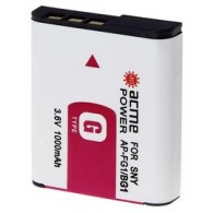 Аккумулятор в/к. Acme Power BG-1\FG-1 (850mAh 3.6v) Li-ion для Sony Cyber