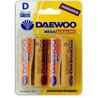 Батарейка Daewoo LR20 BL 2/12/96