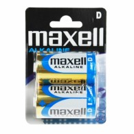 Батарейка Maxell LR20 BL 2/24/120