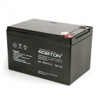 Аккумулятор для бесперебойника Robiton 12V 12Ah
