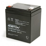 Аккумулятор для бесперебойника Robiton 12V 4,5Ah
