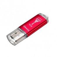 Флэш-диск Fumiko 8GB USB 2.0 Paris красный