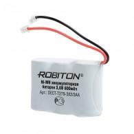 Аккумулятор р/т. Robiton Т279 (3x2\3АА)