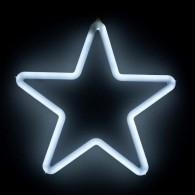 "Фигура светод. ""Звезда"" 28х28х2см, белая (5060082)"