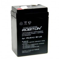 Аккумулятор для прожекторов Robiton (6V 3,5 Ah) security