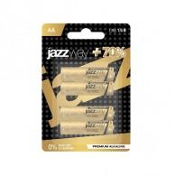 Батарейка Jazzway LR6 PREMIUM Alkaline BL 4/48/576