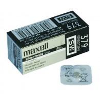 Батарейка Maxell SR 521 SW (379) BL 1/100