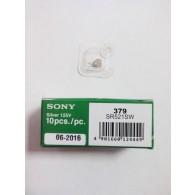 Батарейка Sony SR 521 SW (379) BL 1