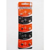 Батарейка Minamoto LR-721 (362-G11) /10