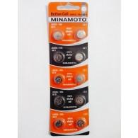 Батарейка Minamoto LR-936 (394-G9) /10