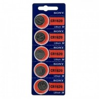 Батарейка Sony CR 1620 5/100