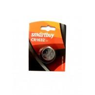 Батарейка SmartBuy CR 1632 BL-1\12