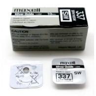 Батарейка Maxell SR 416 SW (337) BL 1