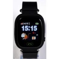 Smart-часы Q80 Hello детские с GPS трекером черные