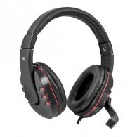 Наушники Defender G-160 игровые с микрофоном, кабель 2,5м (64113)