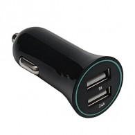 Авто-адаптер 12v->2*USB 3.4A Exployd Z-413