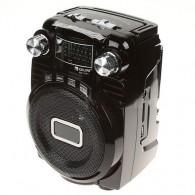 Колонка портативная RX-1424ch (USB /SD/FM) черная