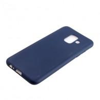 Чехол для Samsung SM-А605 Galaxy A6 тем-син
