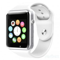 Smart-часы А1 серебро (МТК6261)