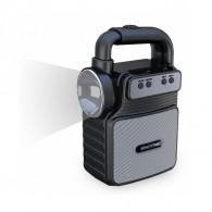 Радиоприемник Smartbuy SBS-5080 (USB/microSD/FM/BT/фонарь) ONE