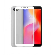 Защитное стекло 2,5D для Xiaomi Redmi 6\6А белое
